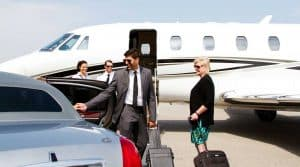 Airport transportation Redmond Eugene Portland Oregon