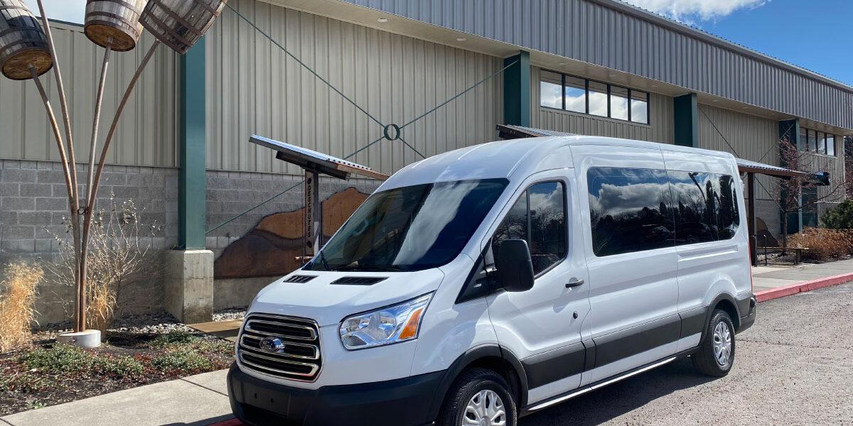 Private van tour in Bend Oregon